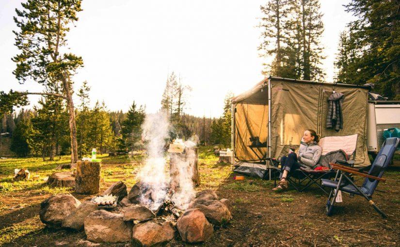 Voor het eerst kamperen: lees onze tips!